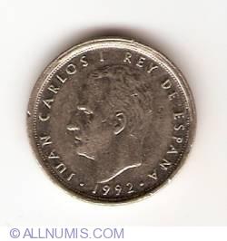 Image #2 of 10 Pesetas 1992