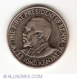 Imaginea #2 a 1 Shilling 2005