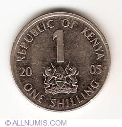 Imaginea #1 a 1 Shilling 2005