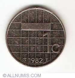 Imaginea #1 a 1 Gulden 1982