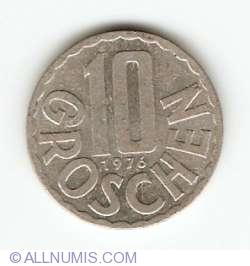 Image #1 of 10 Groschen 1976