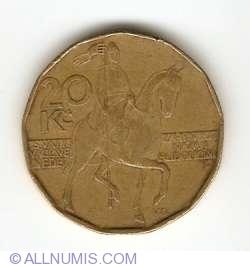 Imaginea #1 a 20 Coroane 1993