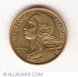 Image #2 of 5 Centimes 1969