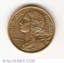 5 Centimes 1969