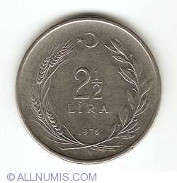 Image #1 of 2 1/2 Lire 1976
