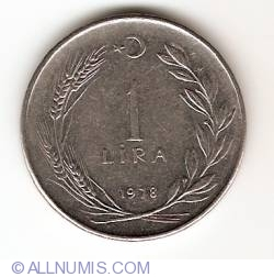 Image #1 of 1 Lira 1978