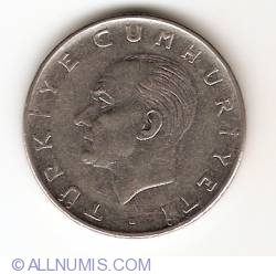 Image #2 of 1 Lira 1978