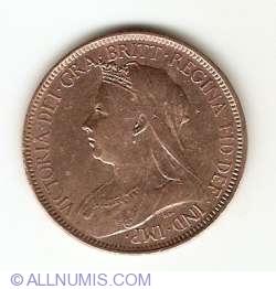 Halfpenny 1900
