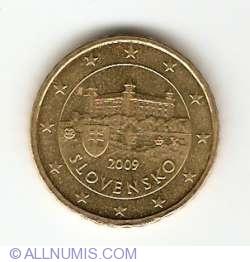 Imaginea #2 a 10 Euro Centi 2009