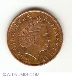 Imaginea #2 a 1 Penny 2003