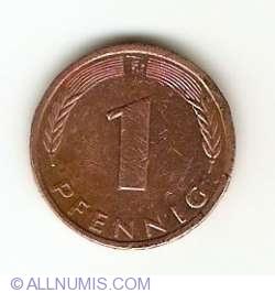 Image #1 of 1 Pfennig 1996 F
