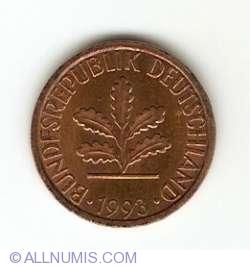 Image #2 of 1 Pfennig 1993 D