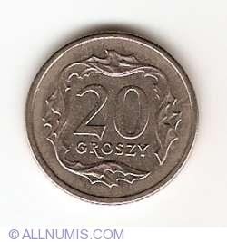 Imaginea #1 a 20 Groszy 1999