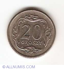 Image #1 of 20 Groszy 1999