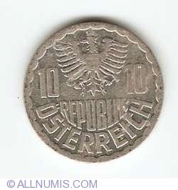 10 Groschen 1987