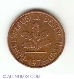 Image #2 of 2 Pfennig 1976 D