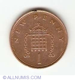 1 New Penny 1980