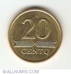 20 Centų 2007