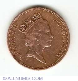 2 Pence 1985