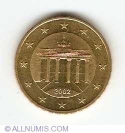 10 Euro Cent 2002 A