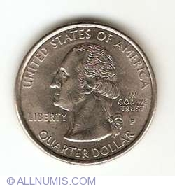 Image #2 of State Quarter 1999 P - New Jersey
