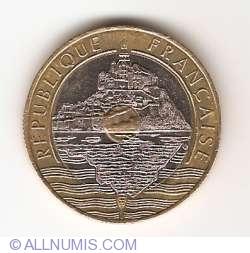 Image #2 of 20 Francs 1992