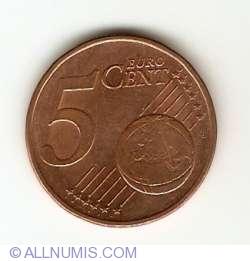 Imaginea #1 a 5 Euro Centi 2003