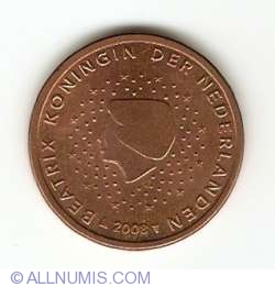 Image #2 of 5 Euro Cent 2008