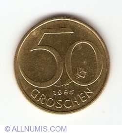 Image #1 of 50 Groschen 1995
