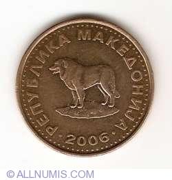 Image #2 of 1 Denar 2006