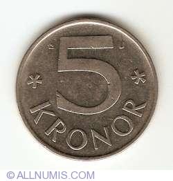 Imaginea #1 a 5 Kronor 1977