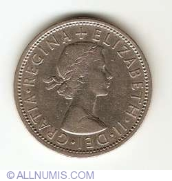 1 Florin 1966