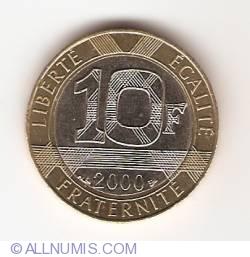 Image #1 of 10 Francs 2000