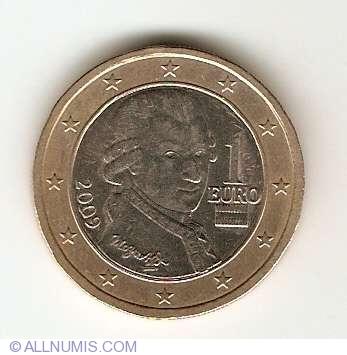 1 Euro 2009, Euro (1999-2009) - Austria - Coin - 6433