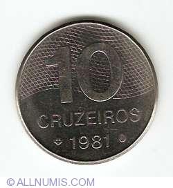 Image #1 of 10 Cruzeiros 1981