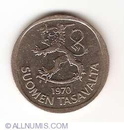 Image #2 of 1 Markka 1970