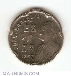 Image #2 of 50 Pesetas 1992