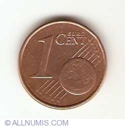 Image #1 of 1 Euro Cent 2003