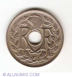 Image #2 of 25 Centimes 1918