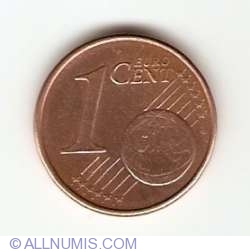 Image #1 of 1 Euro Cent 2006