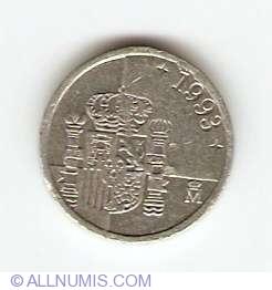 Image #2 of 1 Peseta 1993