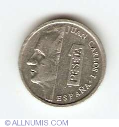 Image #1 of 1 Peseta 1993