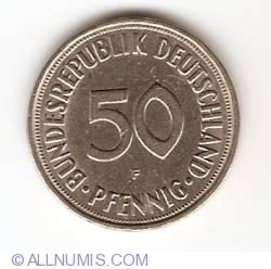 Image #1 of 50 Pfennig 1966 F