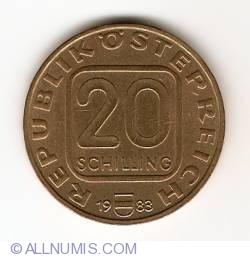 Image #1 of 20 Schilling 1983