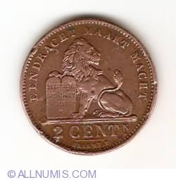 Image #1 of 2 Cents 1911 (Belgen)