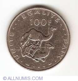 Image #1 of 100 Francs 1977