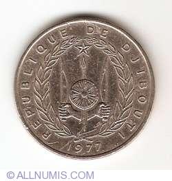 Image #2 of 100 Francs 1977