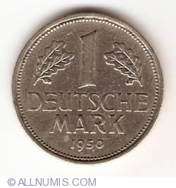 1 Marcă 1950 J
