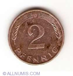Image #1 of 2 Pfennig 1995 G