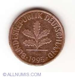 Image #2 of 2 Pfennig 1995 G